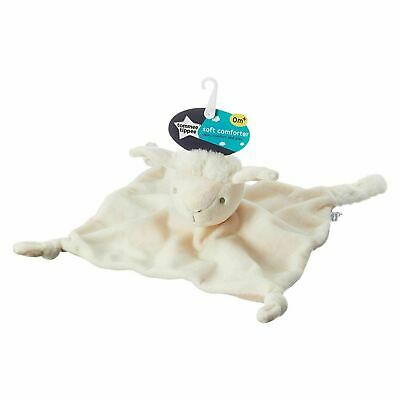 Tommee Tippee Lilly Lamb Soft Plush Comforter Toy Velour Blanket Toddler Gift