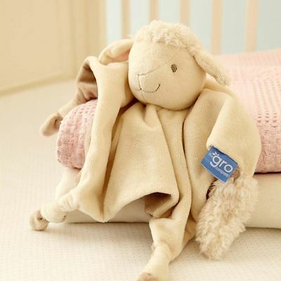 The Gro Company Baby Toddler Comforter Blanket Toy Gift - Lottie Lamb Design