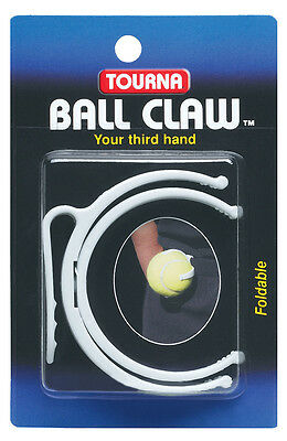 Tourna Ball Claw Holder - Keep Your Hands Free - Free P&P
