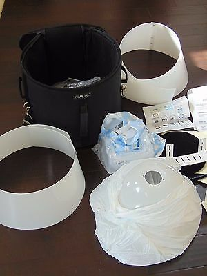 CLOUD DOME Professional Photography  KIT Picture Kit w/ Universal Bracket lot