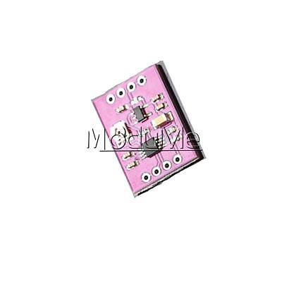 INA333 Low Power Precision Instrumentation Amplifier Three op amp's Module MO