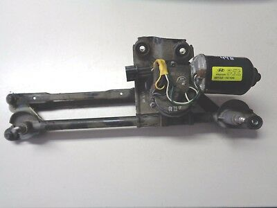 Wiper Motor Front with Rod 98100-1c100 Hyundai Getz (TB) bj.02-09