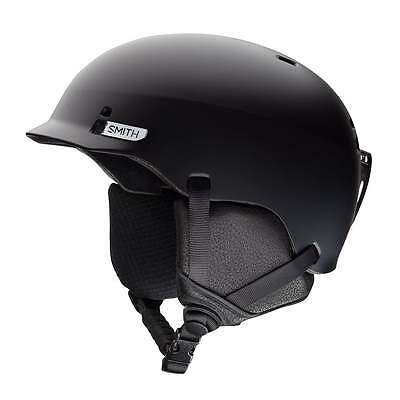 Smith Gage Helmet - Matte Black