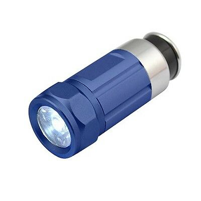 Emergency Rechargeable LED Torch Charges from Car Vehicle Cigarette Lighter RY66