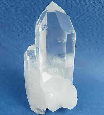 CLEAR QUARTZ CRYSTAL 223g - Energy Amplification, Clarity, Healing