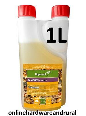 Surround Termiticide Insect Spray 1L (100g/L Bifenthrin) ~ David Greys, Zeus