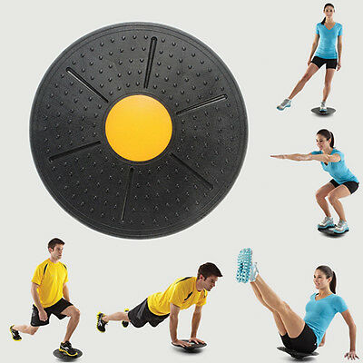 Planche Equilibre Balance Board Qsciller Pour Exercice Yoga Gym Sport Fitness