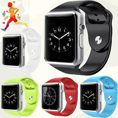 GT08 Bluetooth Smart Watch SIM Phone Mate for iPhone IOS Android Samsung HTC LG