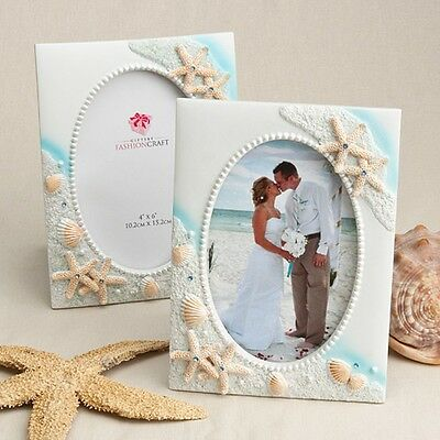 Sea Themed Picture Frame/table # holder - Gift Favors / FC-12801