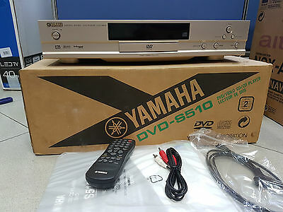 Yamaha Dvd-S510 Gold Lettore Dvd Cd Come Nuovo
