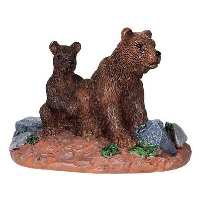New Lemax Figurines 92636 Mother Bear  New 2016