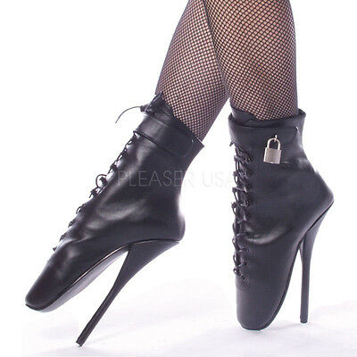 BALLET 1025  Devious Pleaser Top High Heels NEU
