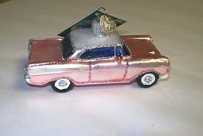 """57 Chevy"" (46023) Old World Christmas Ornament"
