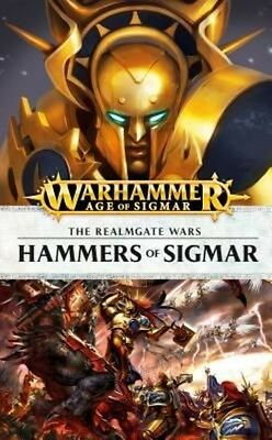Hammers of Sigmar by C.L. Werner Paperback Book (English)