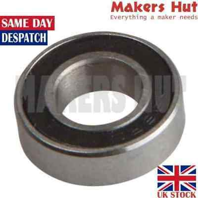 688 2RS 8mm x 16mm x 5mm Shielded Deep Groove Ball Bearing