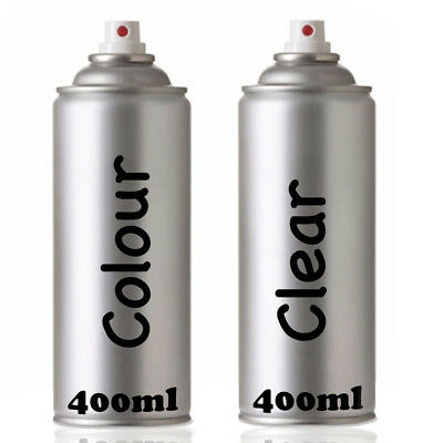 Holden Touch Up Spray Paint Phantom Mica 690F + Clear