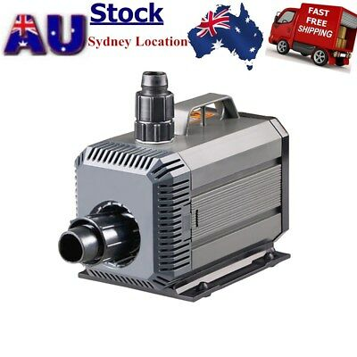 Eco 4500L/H Aquarium Multi-function Submersible Pump  Water Pump Fish TanK OZ
