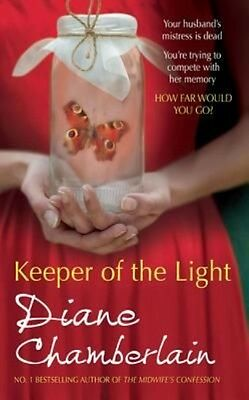 Keeper of the Light by Diane Chamberlain Paperback Book (English)