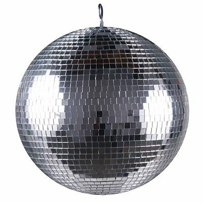B/LIGHT (60cm) 24″ DISCO BALL MIRROR BALL WITH SAFETY LOOP ENTERTAINMENTGIPPS...