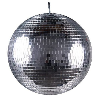 B/LIGHT (75cm) 30″ DISCO BALL MIRROR BALL WITH SAFETY LOOP ENTERTAINMENTGIPPS...