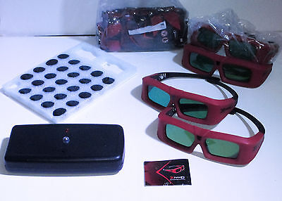 XPAND Active 3D Cinema System