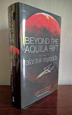 Beyond the Aquila Rift by Alastair Reynolds (Signed, 1st/1st)
