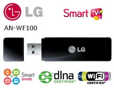 AN-WF100 X 2, WiFi  Adapter for Smart TV LG, 2 pieces