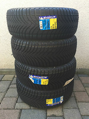 4xNeu Winterreifen 205/45R16 87H  Michelin Alpin A4