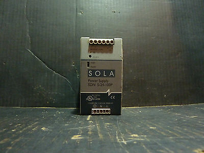 SOLA SDN 2.5-24-100P Power Supply Module