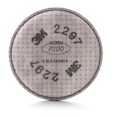 3M 2297 Advanced Particulate Filter with Nuisance Level Organic Vapor Relief