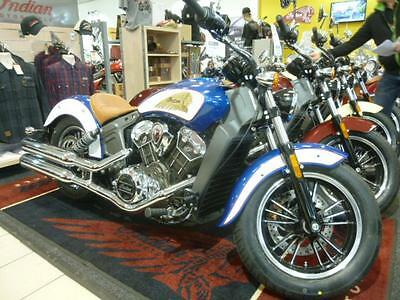 Indian Scout Brand Nw 2017 Model
