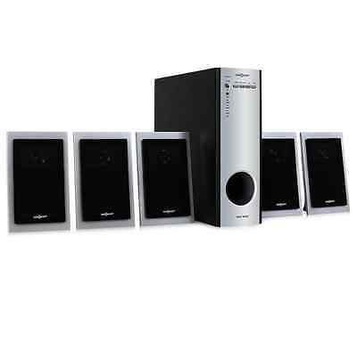 new offer now Sound 5 Surround 1 System Home Channel Theater Speaker