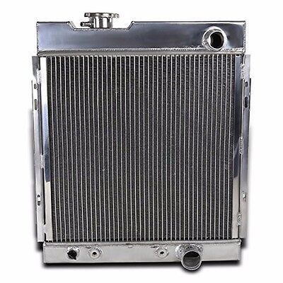 64-66 Ford Mustang Shelby V8 3 Core MT Aluminum Cooling Radiator