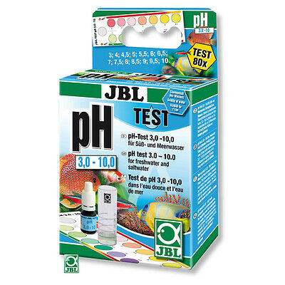 JBL pH Test-Set 3,0 - 10,0, UVP 8,79 EUR, NEU