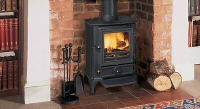 Stovax Brunel 1A Multi Fuel Woodburning Stove Brand New Boxed Official Retailer