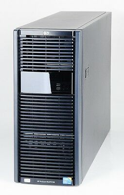 HP ProLiant ML370 G6 Server 2x Xeon X5670 Six Core 2.93 GHz, 16 GB RAM - Tower