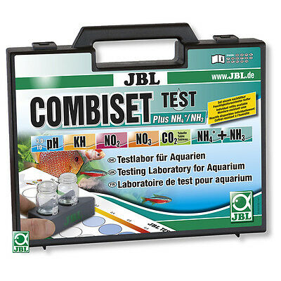 JBL Test Combi Set Plus NH4, UVP 40,95 EUR, NEU