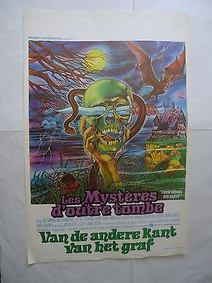 AMICUS/FROM BEYOND THE GRAVE ORIGINAL belgian poster