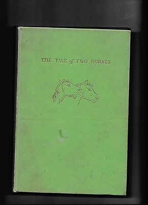 The Tale Of Two Horses---A. F. Tschiffely--Caney---Hc/1956---Hodder & Stoughton