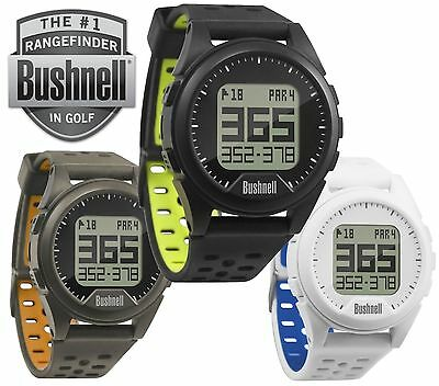 New 2016 Bushnell Neo Ion Gps Rangefinder Watch For Golf - Pick Your Color