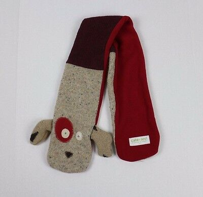 Cate & Levi Collection Dog Scarf EUC