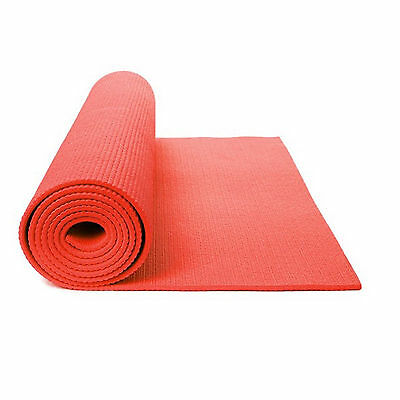 Yoga Fitness Exercise Mat. Wash Non Slip 5mm Foam Gym Workout Festival Camping