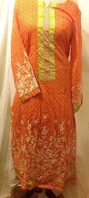 SANA SAFINAZ INSPIRED Embroidered LAWN Brand SUIT STITCHED Gul Ahmed
