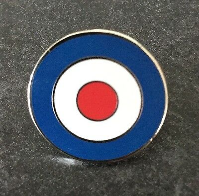 Mod Target Brand New Enamel Pin Badge - Very Rare & Collectible