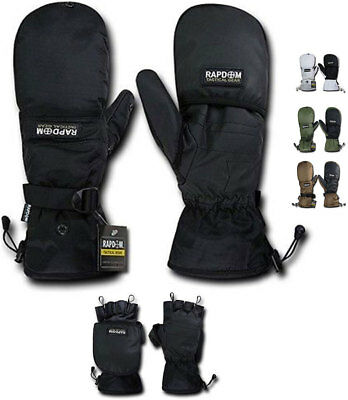 Rapid Dom Breathable Water Proof Mittens Winter Military Patrol Army Shooting