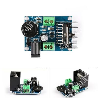 DC 3 To 18V TDA7266 Power Amplifier Module Double Channel 5-15W New
