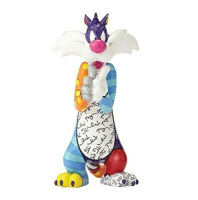 Looney Tunes By Britto Figurine (Sylvester)