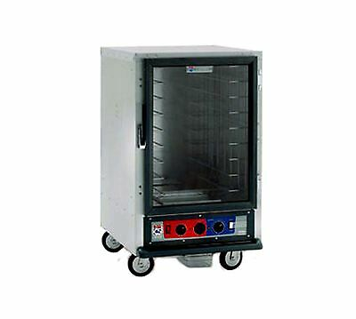Metro C515-PFC-L Proofer / Holding Cabinet, Mobile, Half-Height