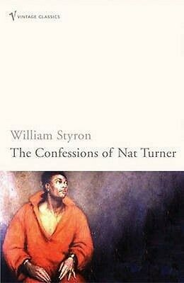 The Confessions of Nat Turner by William Styron Paperback Book (English)