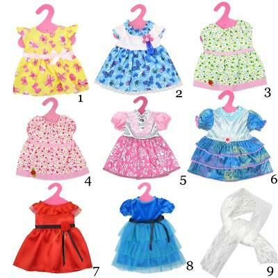 Real Cute Mini Dress Fashion Clothes for 18inch American Girl Journey Girl Dolls